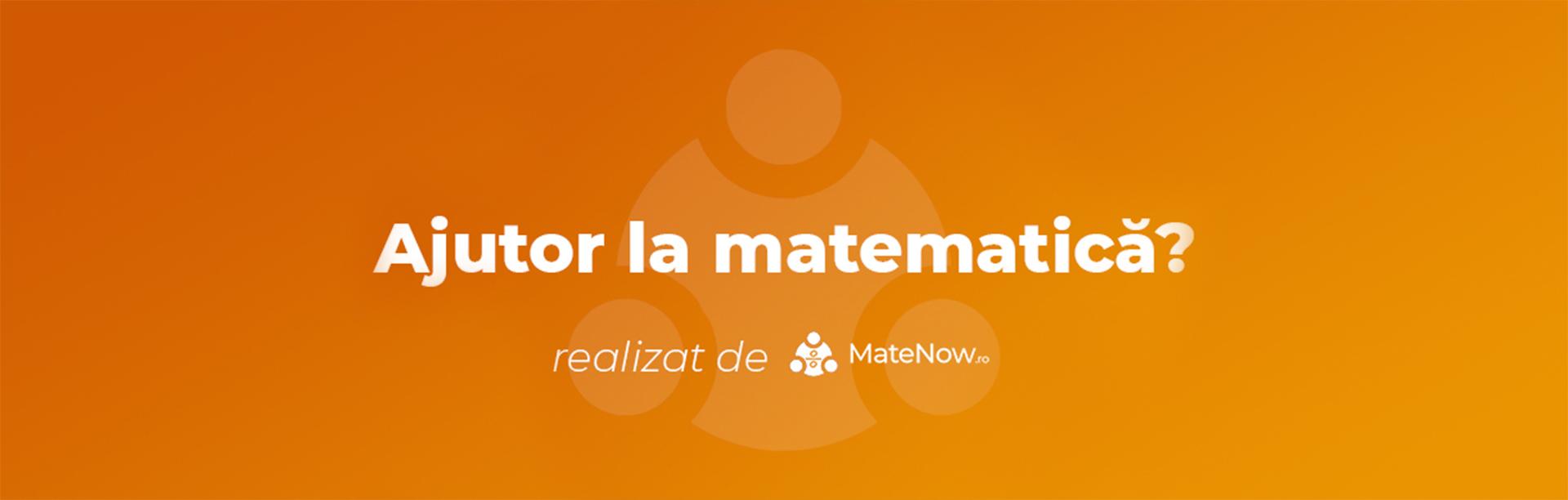 MateNow.ro